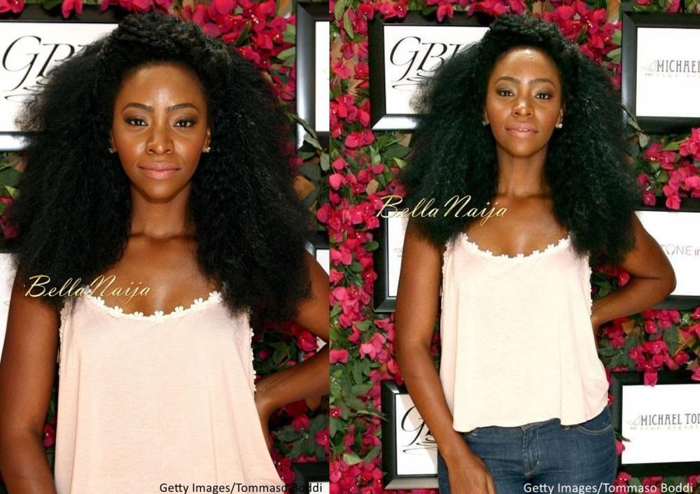 BN Beauty Teyonah Parris Natural Hair Inspiration - Bellanaija - June2015002