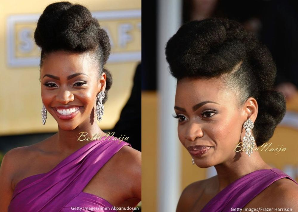 BN Beauty Teyonah Parris Natural Hair Inspiration - Bellanaija - June2015004