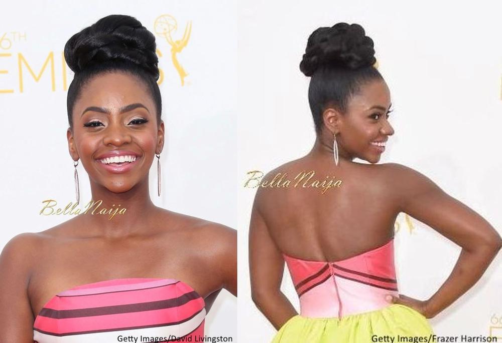 BN Beauty Teyonah Parris Natural Hair Inspiration - Bellanaija - June2015005