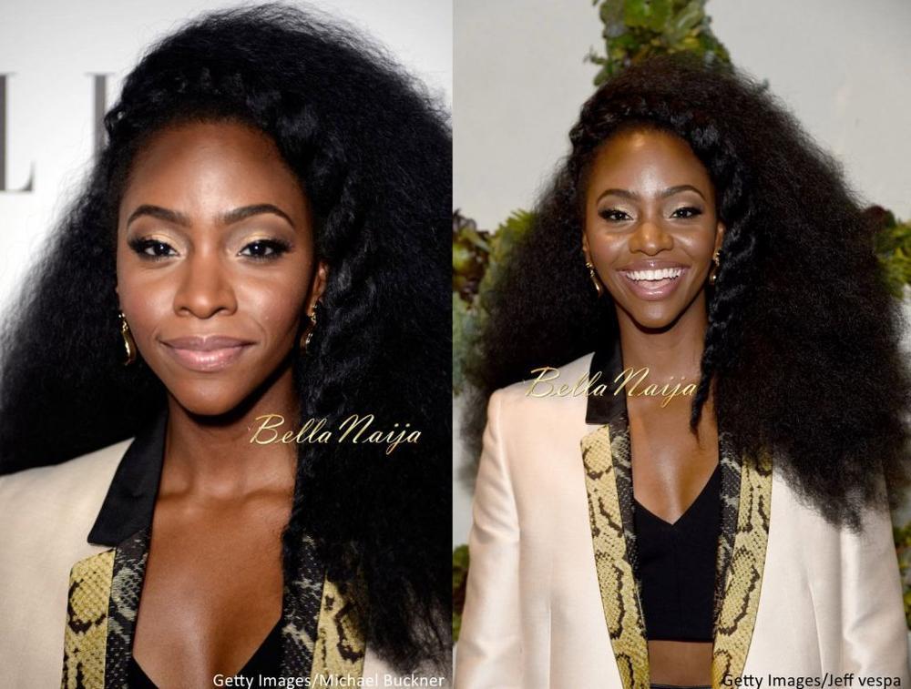 BN Beauty Teyonah Parris Natural Hair Inspiration - Bellanaija - June2015006