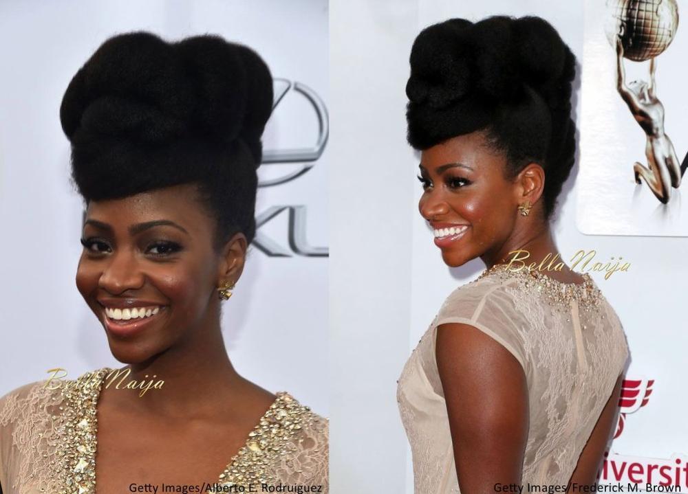 BN Beauty Teyonah Parris Natural Hair Inspiration - Bellanaija - June2015007