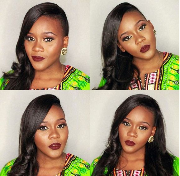 BN Beauty VeryGoodBadGurl Makeup Tutorial - BellaNaija - June2015