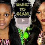 BN Beauty VeryGoodBadGurl Makeup Tutorial - BellaNaija - June2015005