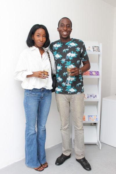 Bimisola Osibodu & Bayo Akande