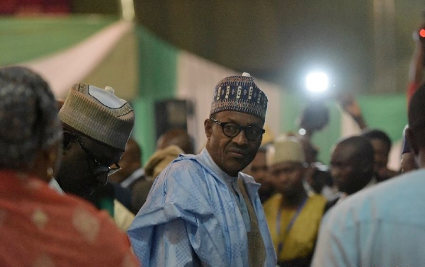 Image result for buhari and ministers