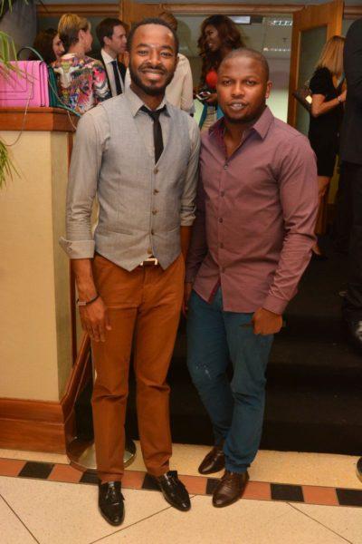 OC Ukeje & Godson Ukaegbu