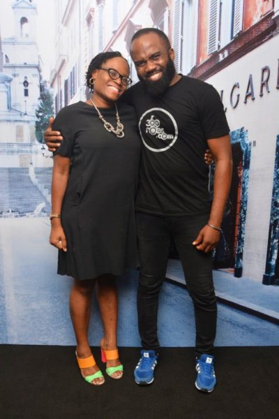 Funke Bucknor & Noble Igwe