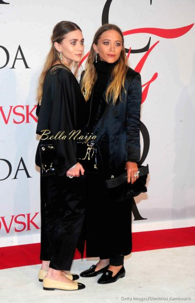 Ashley Olsen & Mary-Kate Olsen