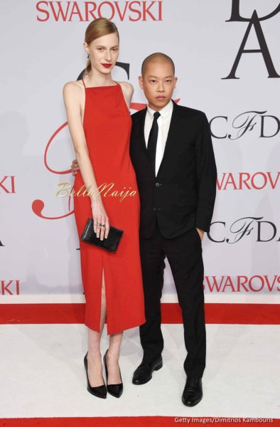 ulia Nobis and Jason Wu