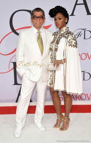 Tadashi Shoji and Janelle Monae