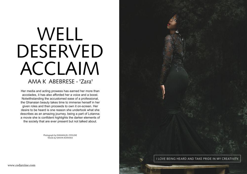 Cedar Magazine March 2015 Issue - Bellanaija - June2015005