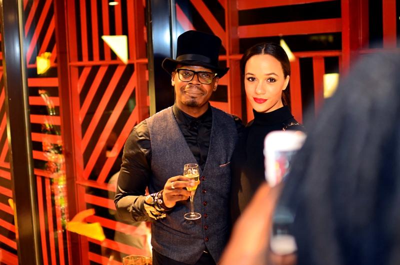 Chini Odogwu & Eku Edewor