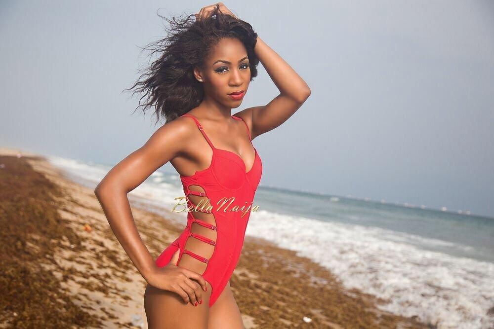 Chinyere Adogu Kamokini Monochrome Collection Birthday Shoot - Bellanaija - June2015006