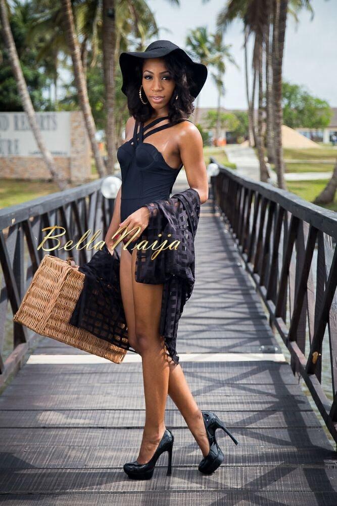 Chinyere Adogu Kamokini Monochrome Collection Birthday Shoot - Bellanaija - June2015010