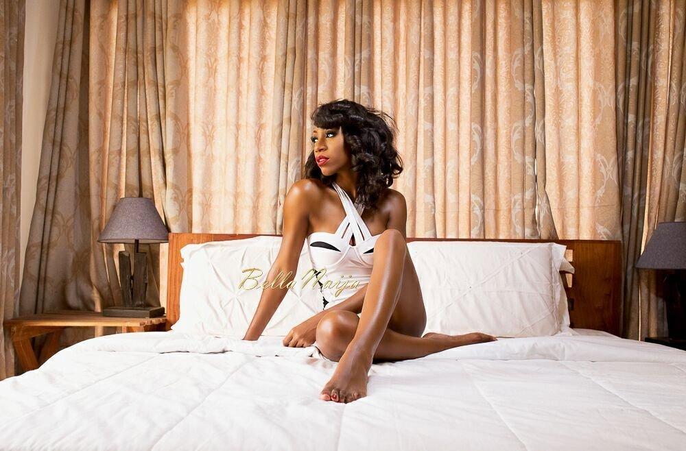 Chinyere Adogu Kamokini Monochrome Collection Birthday Shoot - Bellanaija - June2015012