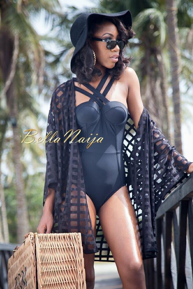 Chinyere Adogu Kamokini Monochrome Collection Birthday Shoot - Bellanaija - June2015017