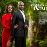Chris Attoh & Damilola Adegbite for Blanck Digital Magazine - BellaNaija - June 2015