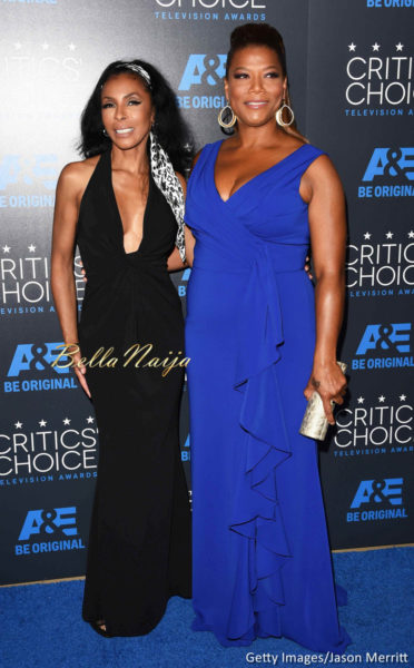 Khandi Alexander & Queen Latifah