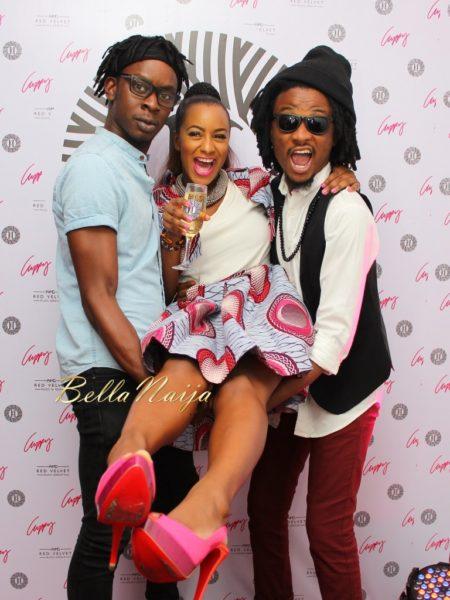 Onos O, DJ Cuppy & Ehiz