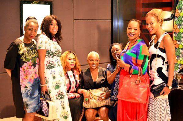 Debbie Oghene, Mo Abudu, Nkiru Anumudu, Ruth Osime, Ekua Abudu, Nike Animashaun & Kemi Ibru