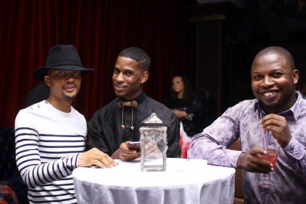 Dimeji Alara, Denola Adepetun & Godson Ukaegbu