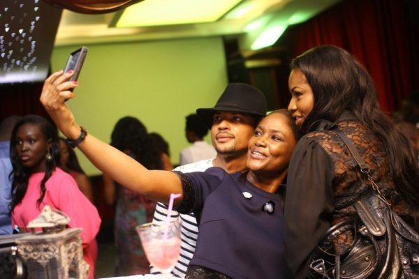 Dimeji Alara, Onah Nwachukwu & Liz Awoliyi