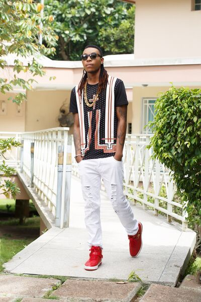Elan Red Menswear Spring Summer 2015 Editorial - Bellanaija - June2015002