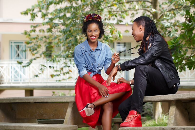 Elan Red Menswear Spring Summer 2015 Editorial - Bellanaija - June2015004