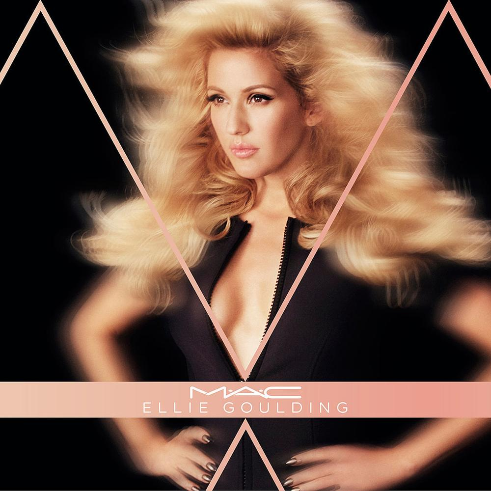 Ellie Goulding for MAC - BellaNaija - June2015001