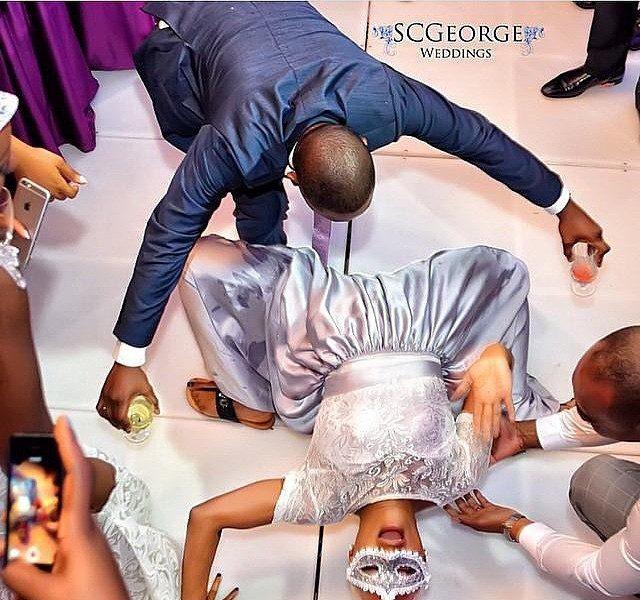 The Turn Up at Nigerian Weddings in 2015 is REAL - Ezinne of