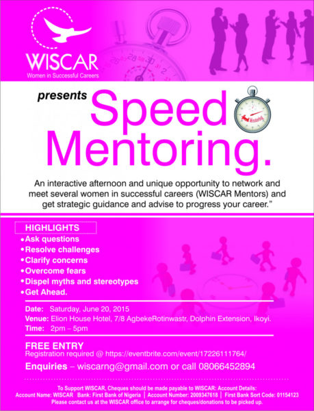 Flyer (Speed Mentoring) approved