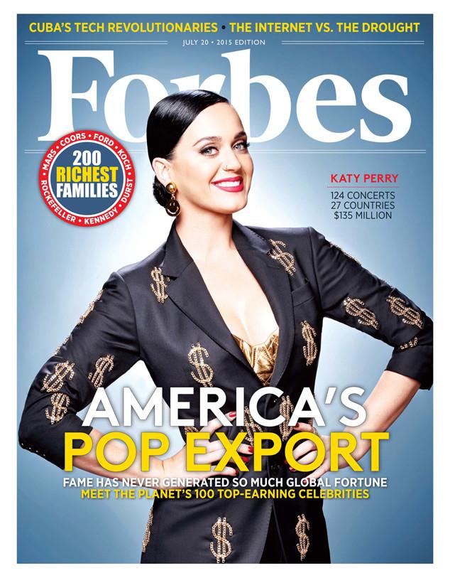 Forbes 100 Top Earning Celebrities - BellaNaija - June 2015