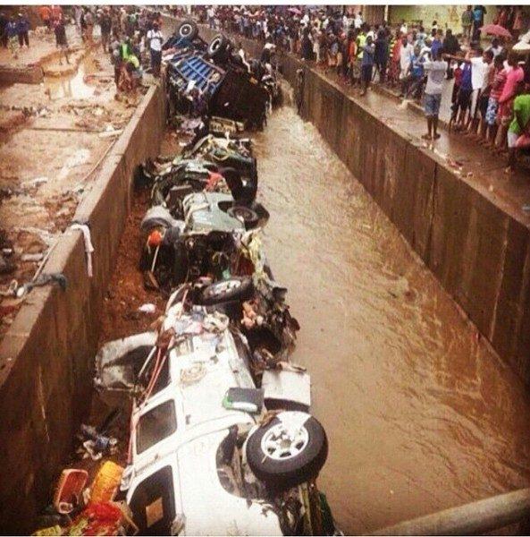 Ghana Flooding