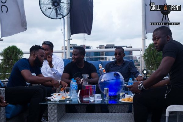 Grill At The Pent Sunset Boilevard Edition - Bellanaija - June2015022