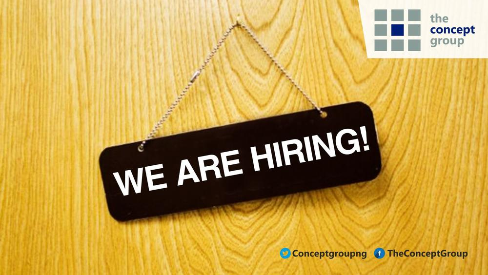 the concept group is hiring make the next smart career move make the next smart career move
