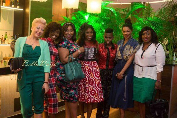 Ilona Pinka, Ariyike Akinbobola, Latasha Ngwube, Kahlay Oniwo, Ayo Elizabeth Olaogun, Yvonne Nwosu