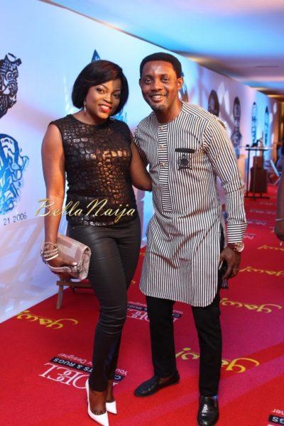 Funke Akindele & AY Makun