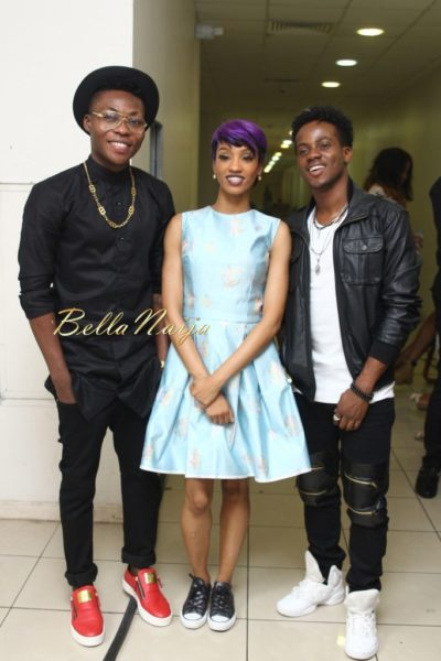 Reekado Banks, Di'Ja & Korede Bello