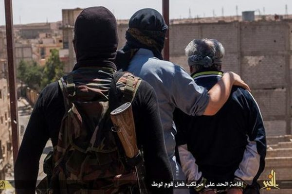 ISIS Executes Gay Men BellaNaija