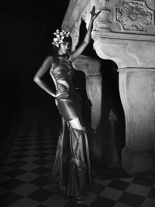 Iman for Vanity Fair Italia - BellaNaija - June2015001