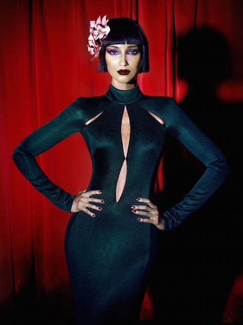 Iman for Vanity Fair Italia - BellaNaija - June2015003
