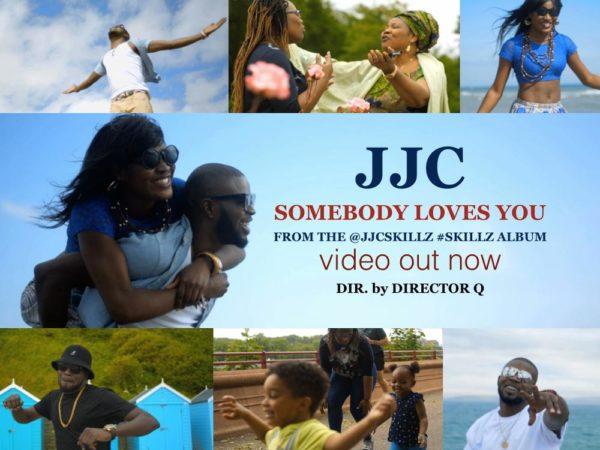 JJC - Somebody Loves You - BellaNaija - June - 2015
