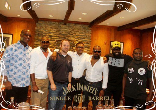 Jack Daniel's Single Barrel Event - Bellanaija - June2015039