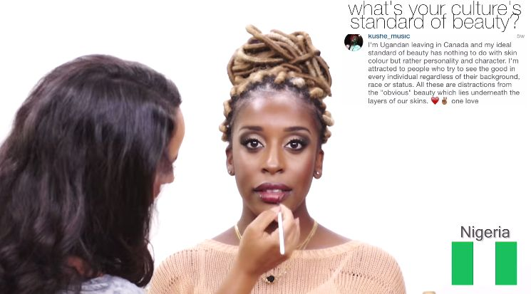 Jackie Aina & SmashBox Standards of Beauty - BellaNaija - June2015002