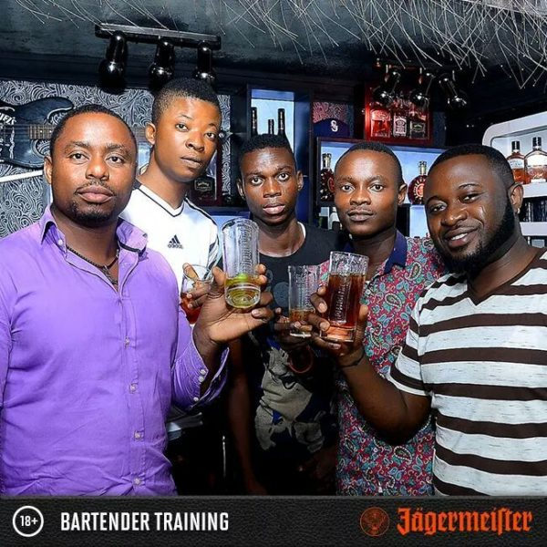 Jagermeister Bartender Training  - BellaNaija - June - 2015 - image008