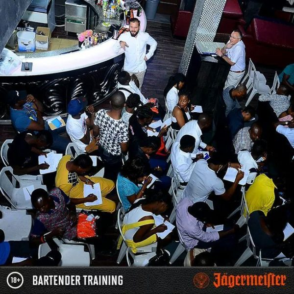 Jagermeister Bartender Training  - BellaNaija - June - 2015 - image022