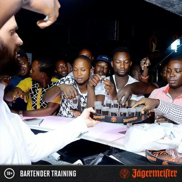 Jagermeister Bartender Training  - BellaNaija - June - 2015 - image027