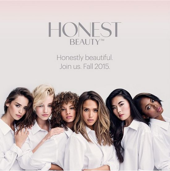 Jessica Alba Honest Beauty - BellaNaija - June2015