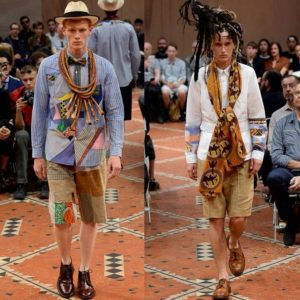 Junya Watanbe Spring 2016 Collection Runway - BellaNaija - June2015007