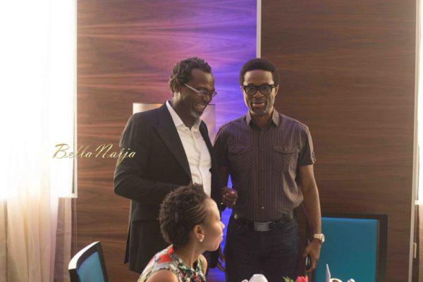 Kelechi Amadi Obi & Nnamdi Oboli